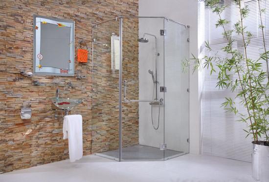 độ dày kính cabin phòng tắm