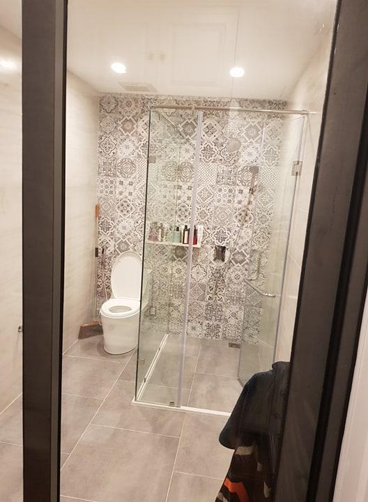 Cabin phòng tắm đẹp!