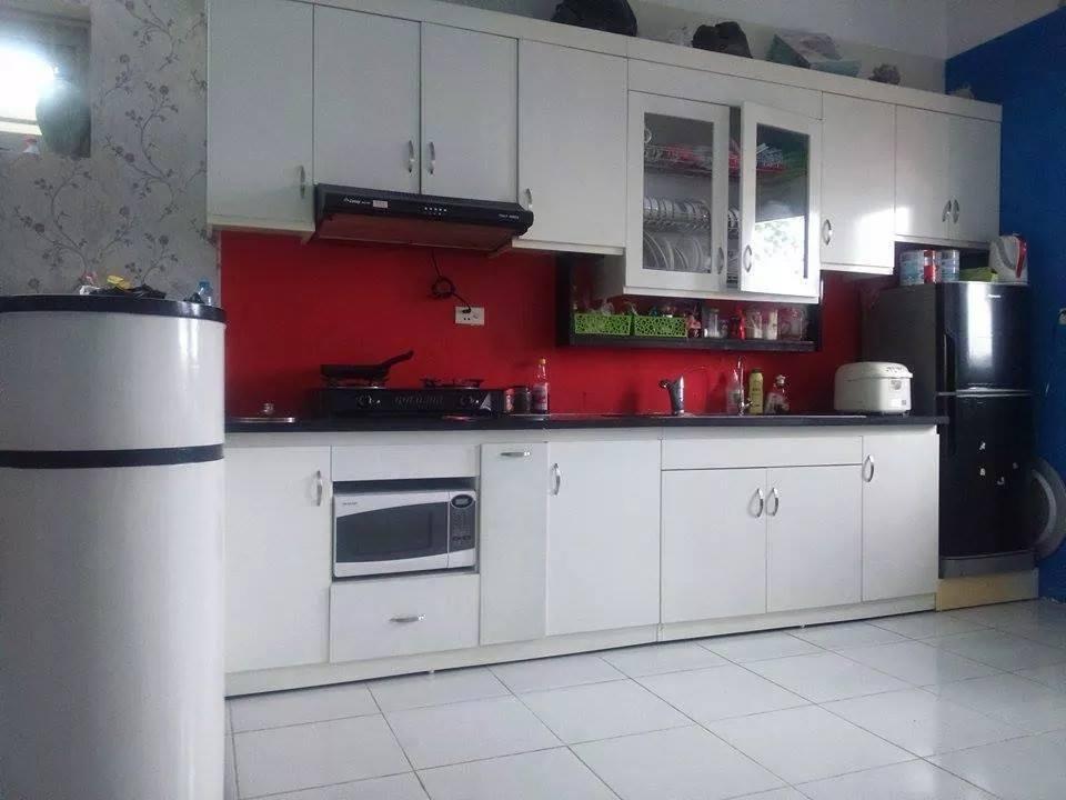 kính bếp đỏ rubi