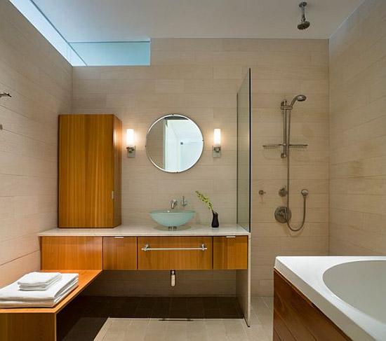 Thiết kế phòng tắm kính cường lực
