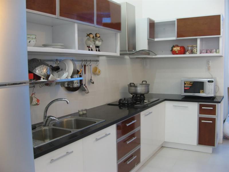Cách thiết kế kệ bếp tự chế đơn giản